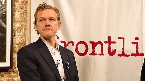 L'enquête criminelle américaine ne vise officiellement pas Julian Assange, le fondateur de Wikileaks (ici le 25 novembre à Londres).