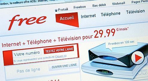 Free a déjà annoncé qu'il ajouterait sur la facture de ses clients une ligne intitulée «taxe Baroin-Sarkozy».