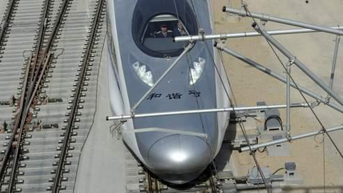 Ferroviaire : la Chine va investir jusqu'à 450 milliards