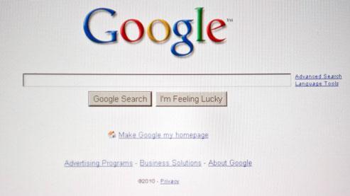 Google numérise des milliards de mots