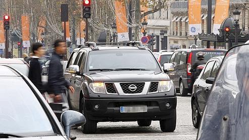 Les vieux véhicules Diesel ou 4x4, pourraient être interdits de circulation dans des zones d'actions prioritaires pour l'air.