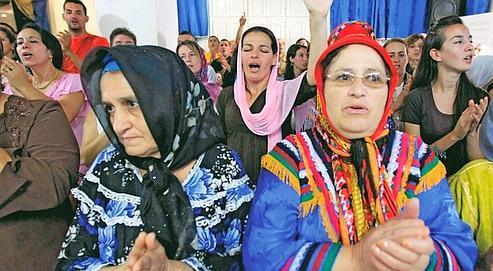 Une fois en progression. Les communautés protestantes d'Algérie se développent, en dépit de la répression dont elles sont victimes.