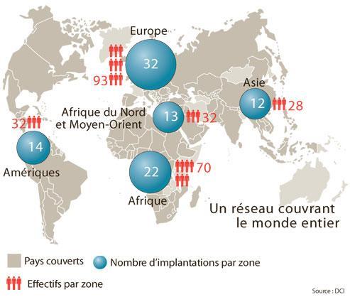 Police: la France vend son savoir-faire à l'étranger