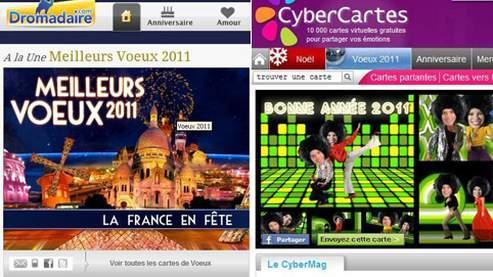 14,5 millions de Français - soit 29% de la population - enverront au moins une carte virtuelle en cette fin d'année 2010, contre 11,5 millions (23%) en 2009.