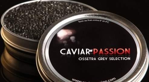 Caviar Passion, et son packaging inspiré de l'univers cosmétique, vise une nouvelle génération d'amateurs âgés de 30 à 40 ans.