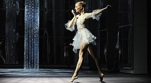 Marie-Antoinette, incarnée par Olga Esina, sera reprisau Volksoper de Vienne du 22 au 29mars.