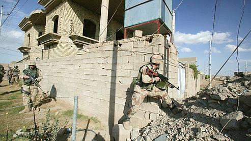 La ville de Fallujah a été le thaêtre des plus intenses combats menés en Irak par les troupes américaines.