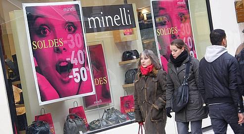 Depuis 2010 elle la période de soldes est devenue pour 56% des Français une «nécessité pour leur budget».