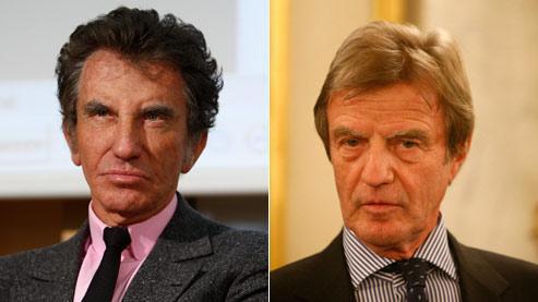Jack Lang et Bernard Kouchner, tous deux évoqués pour occuper le poste de Défenseur des droits, sont plus âgés que le plafond fixé par un amendement adopté par les députés en commission.