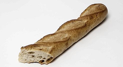 Selon les meuniers français, la baguette devrait voir augmenter son prix de 4 à 5 centimes.