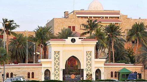 La «guest house» royale dans laquelle Ben Ali séjourne est situé dans les beaux quartiers de Djeddah.