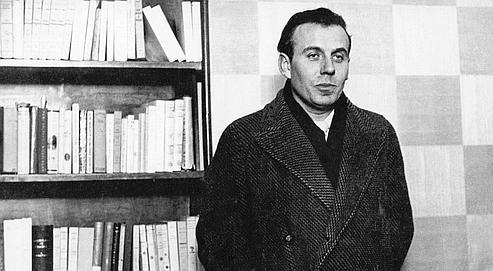 Louis-Ferdinand Céline en 1932, année où il reçut le prix Renaudot pour Voyage au bout de la nuit.