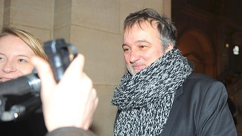 Denis Robert, le 28 janvier 2010.