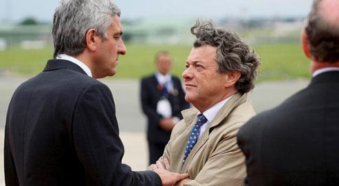 Morin presse Borloo de quitter l'UMP