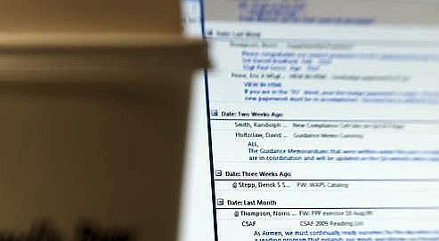 Atos Origin prône l'abandon de l'e-mail dans l'entreprise au profit de réseaux sociaux.