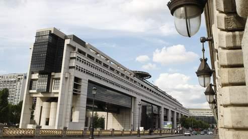 Le ministère des Finances, à Bercy.