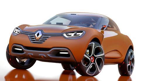 À première vue, le CAPTUR fait penser plutôt à une… Citroën.(Photos DR)