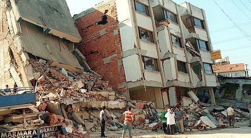 Un signal annonciateur du séisme d'Izmit identifié