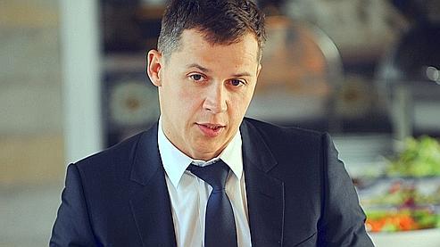 Agé de 41 ans, Boris Boillon a été ambassadeur de France en Irak et conseiller de Nicolas Sarkozy.