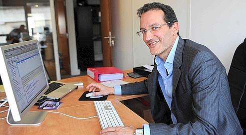 Dan Serfaty, PDG et cofondateur de Viadeo, doit se rendre à Hongkong la semaine prochaine pour évaluer l'opportunité du projet avec des banquiers.