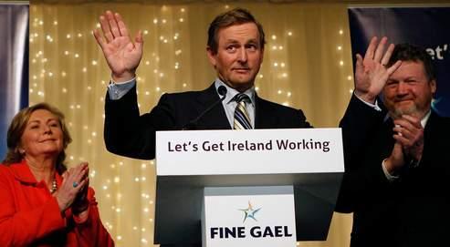 L'Irlande veut renégocier le plan d'aide de l'UE et du FMI