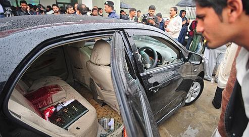 Shahbaz Bhatti a été assassiné dans son véhicule par quatre hommes, mercredi, en plein jour, au cœur d'Islamabad.