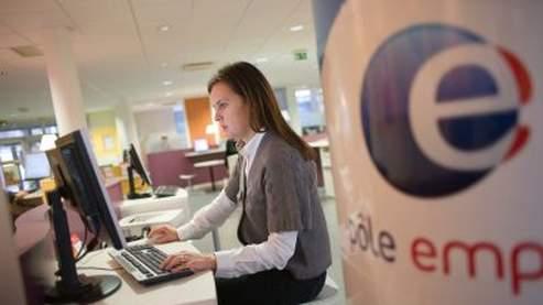 Le taux de chômage en baisse au quatrième trimestre 2010