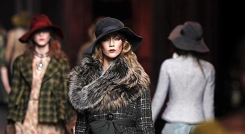 Dior, «Au nom de…»