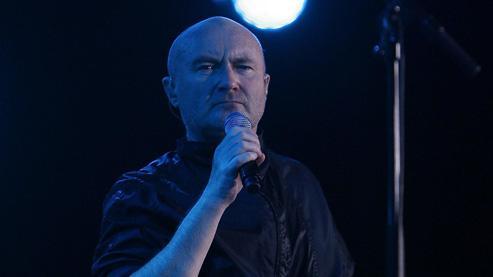 Phil Collins lors d'un concert gratuit de Genesis, en 2007. Crédits photo: AP