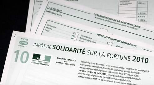 L'imposition au 1er euro combinée au nouveau barème pourrait conduire à alourdir l'ISF de ceux dont le patrimoine est compris entre de 1,3 à 1,4million... et eux seuls.