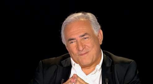 Les reporters de Canal + ont suivi Dominique Strauss-Kahn pendant un an.