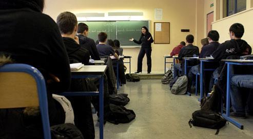 «Nous sommes la génération crash-test» se plaignent certains élèves.