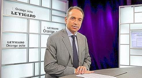 Jean-François Copé (invité jeudi du «Talk-Orange-Le Figaro»).
