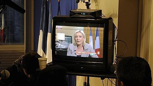 Le FN, «un parti comme les autres» pour 52% des Français