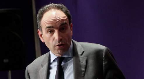 Le secrétaire général de l'UMP, Jean-François Copé.
