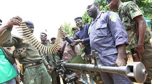 «Le Burkina Faso et le Nigeria ont probablement contribué à armer et à entraîner les ex-rebelles», estime Antoine Glaser. Crédits photo : LUC GNAGO/REUTERS.