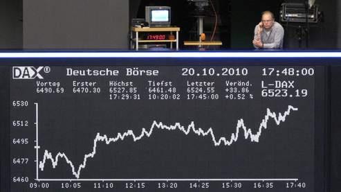 Les actionnaires de Deutsche Börse pourraient refuser la surenchère.