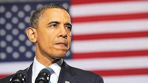 Barack Obama, le 1er avril dernier.