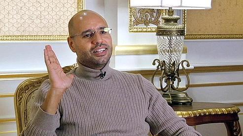Seïf al-Islam «veut avancer pour faire changer le pays» sans son père.