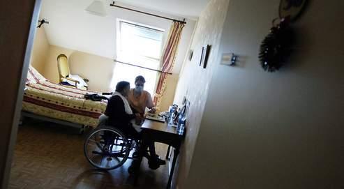 L'Insee a relevé le nombre envisagé de personnes âgées ; dans un demi-siècle, la France compterait 5,4millions de plus de 85 ans.