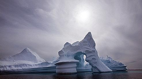 Arctique : trou record dans la couche d'ozone