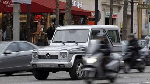 Seront soumis aux restrictions les deux-roues, les voitures particulières, les utilitaires, les poids lourds et les bus.