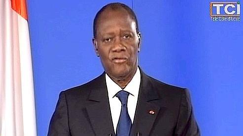 Dans la soirée, Alassane Ouattara, président internationalement reconnu de Côte d'Ivoire, a annoncé le lancement d'une «procédure judiciaire contre Laurent Gbagbo, son épouse» et ses collaborateurs.