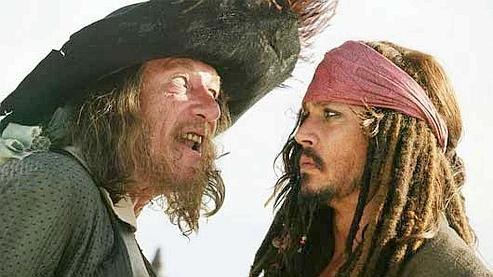 Johnny Depp et toute l'équipe du film pourraient monter les marches lors du prochain festival de Cannes. Photo DR.