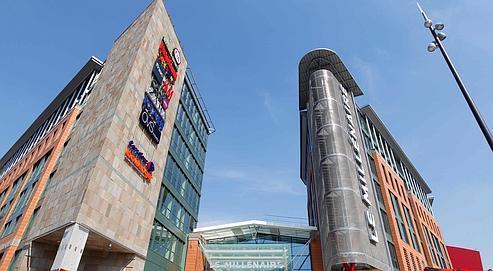 Un nouveau centre commercial parisien - Centre commercial porte de la villette ...