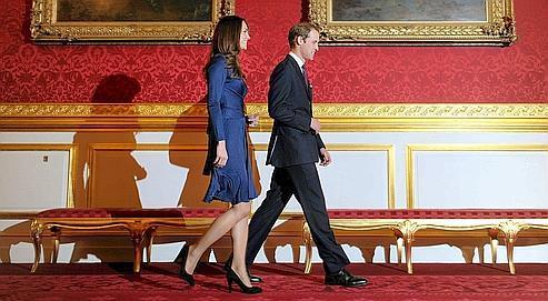 Miss Middleton ne promettra pas d'«obéir» à son mari, s'engageant simplement à «l'aimer, le soutenir, l'honorer et le garder».