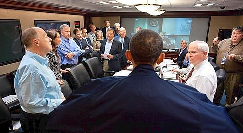 Succ s majeur pour obama sur le front de l 39 antiterrorisme for Assaut sur la maison blanche