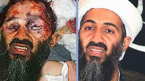 Une photo truquée de Ben Laden mort a été diffusée