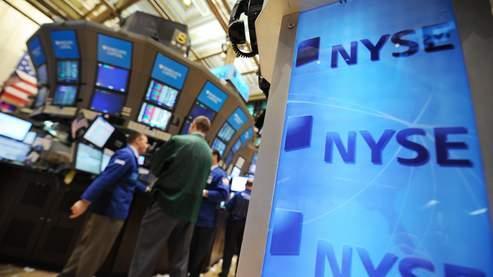 Wall Street dans le rouge