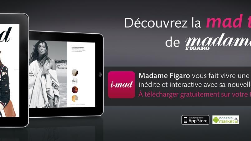 La nouvelle Mad touch de Madame Figaro !